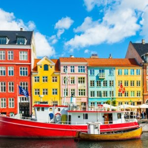 Starting from $399Seattle to Copenhagen Roundtrip Airfare