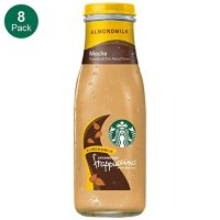 Starbucks 摩卡杏奶星冰乐, 13.7 Fl. Oz 8瓶