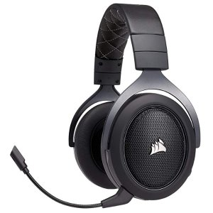 售价$179CORSAIR HS70 7.1声道 PC无线电竞耳机