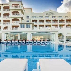 $181/晚起墨西哥科苏梅尔岛 Cozumel Palace 4星级全包度假村