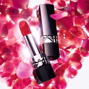 全场7折 €16收烈焰蓝金Dior 彩妆专场 收魅惑口红系列、变色唇膏 靓丽一整夏