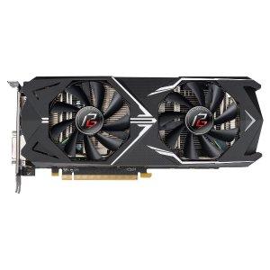 $169.99 送AMD游戏3选2ASRock Phantom Gaming X Radeon RX 580 显卡