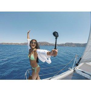 $459 (原价$529.99) 户外潮人必备GoPro HERO7 Black 4K超高清防水运动摄像机