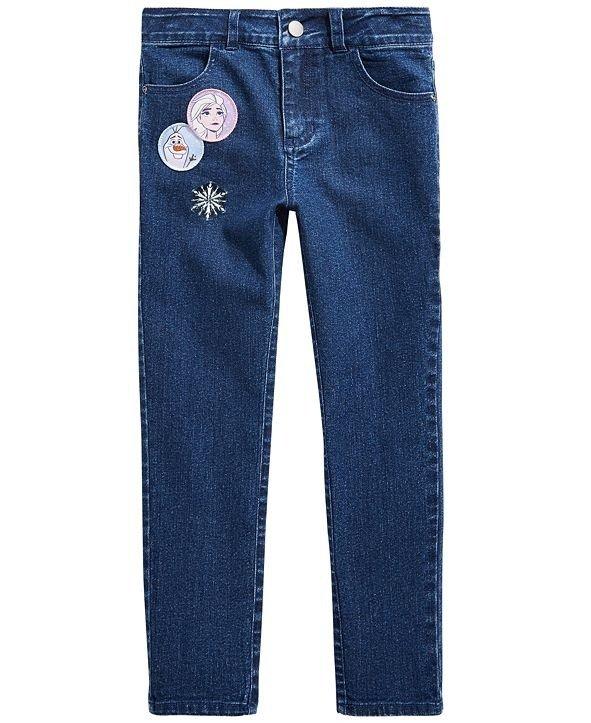 女小童牛仔裤