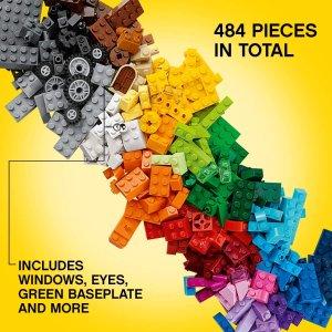 $25.47(原价$29.86)LEGO 乐高 10696 经典创意系列中号积木盒 自由发挥创造力