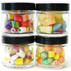 Papabubble4罐手工糖果混装礼盒