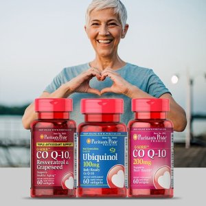 Buy 1 Get 2 Free + Extra 15% OffPuritan's Pride Supplement Sale 48-Hours Only