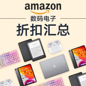 Amazon 电子数码折扣汇总 | 多款游戏本、显示器一日好价 2070游戏本 仅$1199