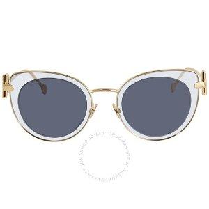 Salvatore Ferragamo猫眼墨镜