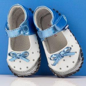 pediped婴儿 Scarlett 软底学步鞋