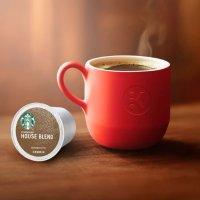 Starbucks house blend 咖啡胶囊16个