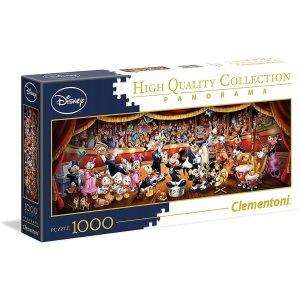 7.8折 €11.69(原价€14.98)迪士尼乐团全景拼图 1000片大型拼图 锻炼逻辑思维能力