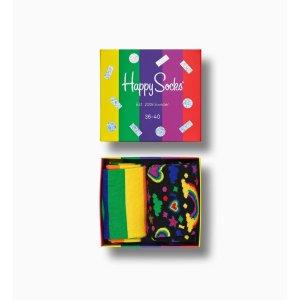 Happy SocksPride 礼盒