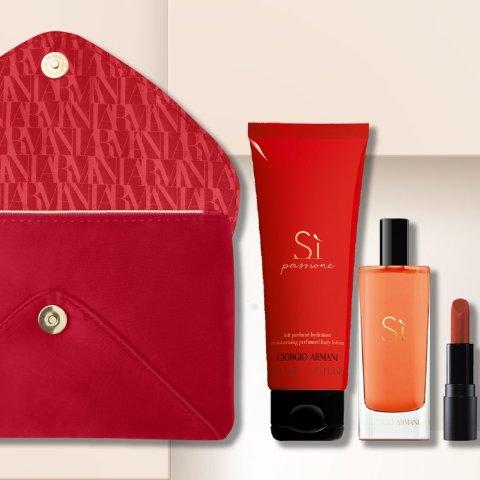 低至6折+送封面4件套Armani官网 大促 唇釉、口红、持妆粉底液速收