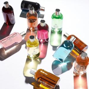 全线7.5折 收十只沐浴露Molton Brown 高端沐浴香氛品牌 始于颜值忠于品质