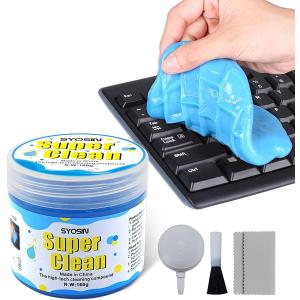 折后€6.79 原价€11.99SYOSIN 键盘清洁胶 只黏灰不粘手 车内、键盘等清洁死角克星