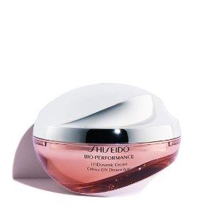 Shiseido持续卓效保湿,赋予肌肤弹性百优丰盈提拉紧致面霜