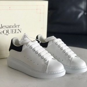一律7.5折 £313收经典小白鞋独家:Alexander Mcqueen 新品惊喜大促 小白鞋、厚底靴系列全参与