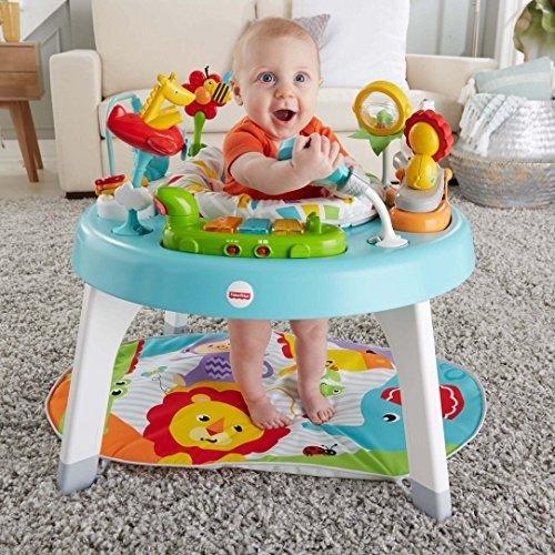 3合1 多功能婴幼儿游戏中心