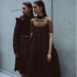 低至5折SSENSE 精选小众设计风美裙 好价入明星同款