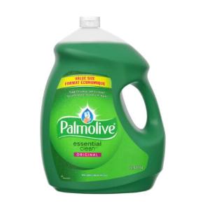 $9(原价$10.49)Palmolive 家庭用强力洗洁精 大桶5L装 有效去除污渍