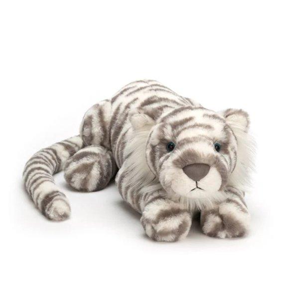 超级大的老虎