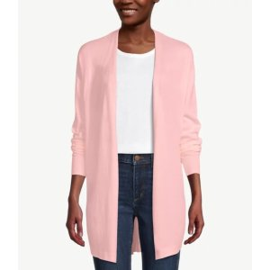 LOFT Outlet$10 off $100Shirttail Open Cardigan