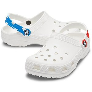 CrocsClassic Pop Strap 新款洞洞鞋