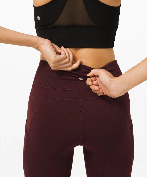 Invigorate High-Rise 女款legging