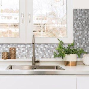 Smart Tiles墙面自粘贴纸