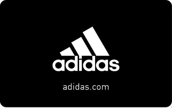 adidas电子礼卡
