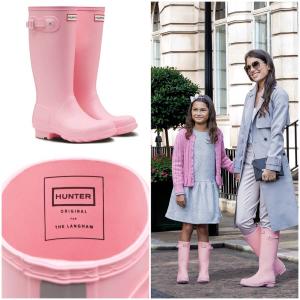 49.95收封面同款Lidl超市的RANGE越来越宽了!竟然开始卖雨靴界的时尚Icon Hunter Boots 雨靴款