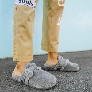 全部7折 时髦又保暖!UGG官网 男士区大促 收经典雪地靴、豆豆鞋  封面款$119