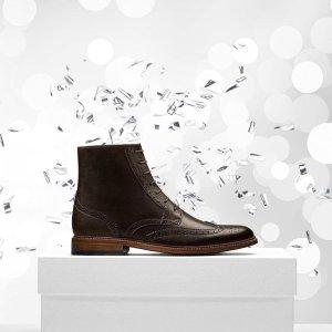 2 for $99Women's & Men's shoes sale @ Clarks