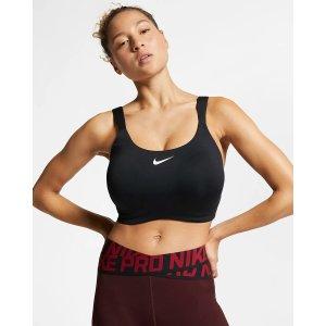 Nike黑色运动bra