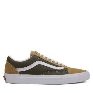 VansOld Skool 男款拼色滑板鞋
