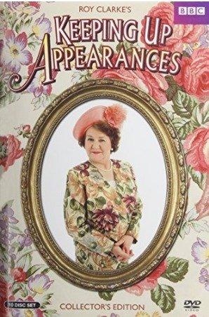 BBC经典喜剧Keeping Up Appearances《维护面子 》 收藏版DVD