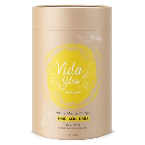 Vida Glow深海胶原蛋白原味-菠萝味 30 x 3g