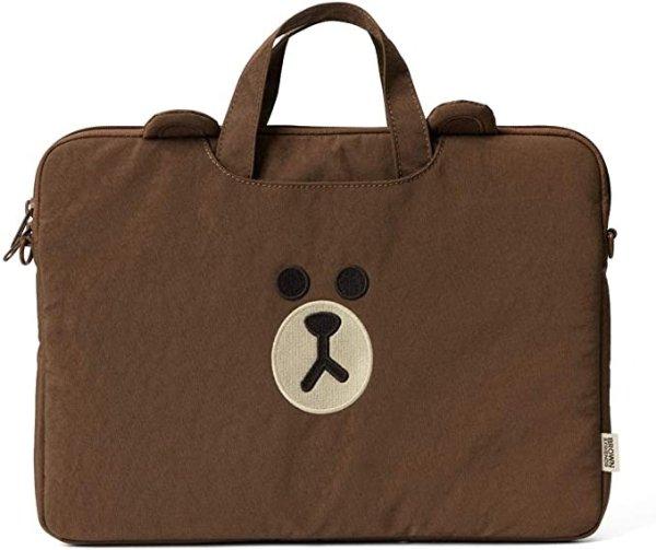 """布朗熊 13"""" 笔记本内胆包"""