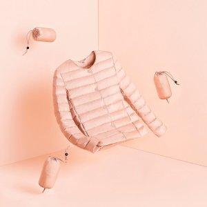 $29.9起 收大衣神器隐形内搭Uniqlo精选Ultra Light超薄羽绒服热卖中