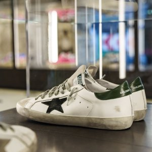 Up to 70% OffSSENSE Golden Goose Shoes Sale