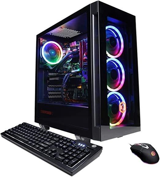 水冷台式机 R7 3800X, RX5700XT, 16GB, 1TB SSD