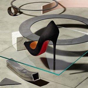 低至7.5折+额外9.5折 Pigalle 红底高跟鞋$400+Christian Louboutin 母亲节大促 新款美鞋、美包特卖