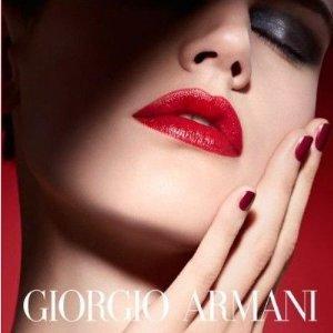 新用户9折 送正装红管唇釉405Giorgio Armani Beauty官网 全场彩妆产品热卖 满额送3重豪礼