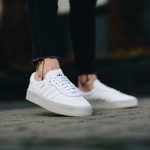 低至5折+无门槛包邮折扣升级:adidas官网 特价区运动服饰、鞋履上新