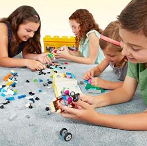 6折,$28起LEGO乐高经典创意大号/中号积木盒