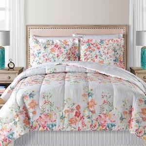 所有尺寸均价$27.99Fairfield Square 系列床品8件套热卖 双面保暖被 多款可选