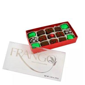 低至3.5折+低门槛包邮黑五价:Frango 多款精品巧克力黑五大促 封面款$5.60收