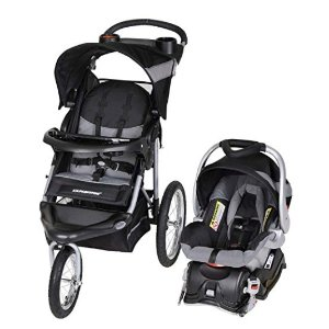 Baby Trend Expedition Jogger Travel System, Millennium White @ Amazon