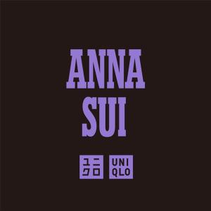 $9.9起 浪漫印花开启春天新品上市:ANNA SUI X Uniqlo联名款女装开售